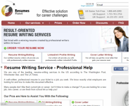 Resumes Planet Review | Full Review of Resume Planet - The Best ...